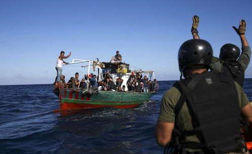 tunisia tra i migranti 4 ricercati