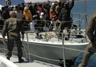 migranti fermati Tunisia