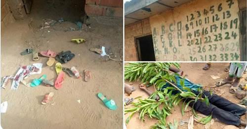 bambini rapiti in una scuola coranica