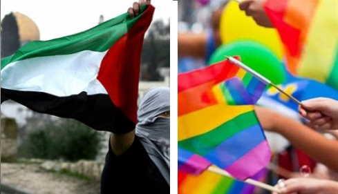 sinistra progressista palestina