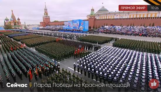 russia parata per la vittoria 2021