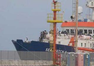 nave Sea Watch fermo amministrativo