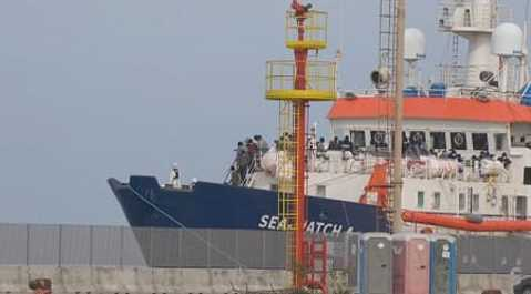 nave Sea Watch fermo amministrativo