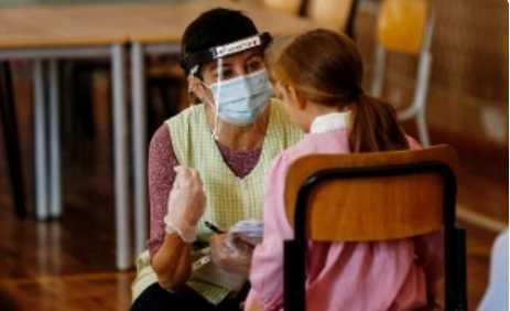 test salivari Covid sui bambini