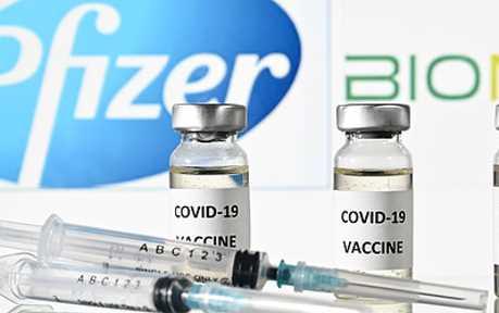 prima dose di vaccino Pfizer