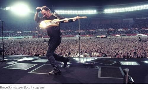 concerto di Bruce Springsteen