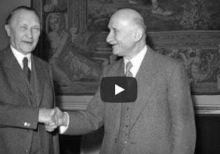 venerabile Robert Schuman