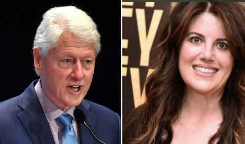 Monica Lewinsky e Bill Clinton