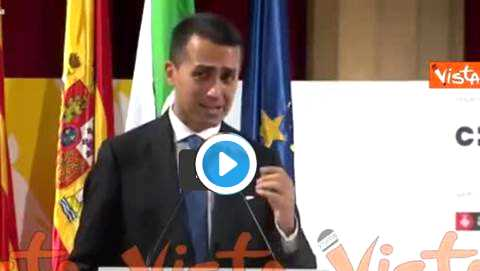 di maio transizione ecologica servono 3000 miliardi di euro