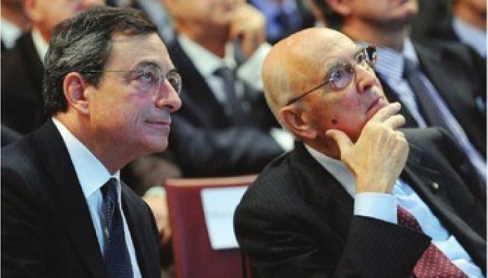 Draghi stato e chiesa