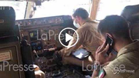 emirati arabi volo italiano