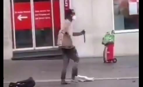 attacco con coltello a Wurzburg