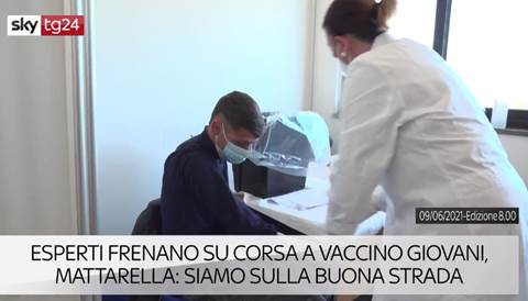 vaccino covid ragazzi con patologie pregresse