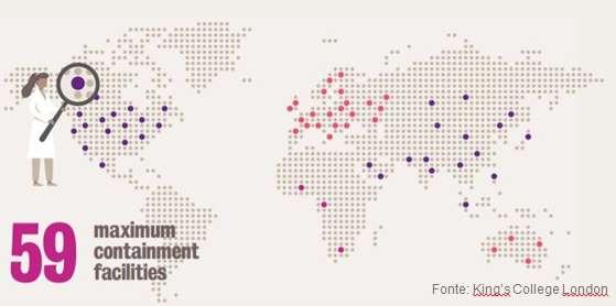 Wuhan e i suoi gemelli: nel mondo 59 laboratori