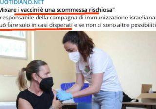 mix vaccini