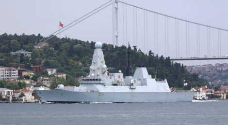 Provocazione britannica nel Mar Nero