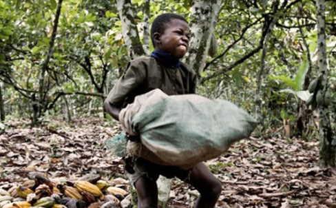 schiavitù infantile