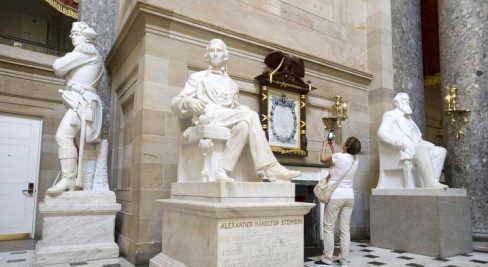 statue leader sudisti