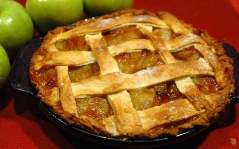 torta di mele politicamente corretto
