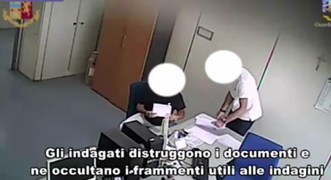 Truffa e corruzione all'Inps a Foggia