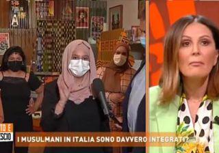 musulmana velata