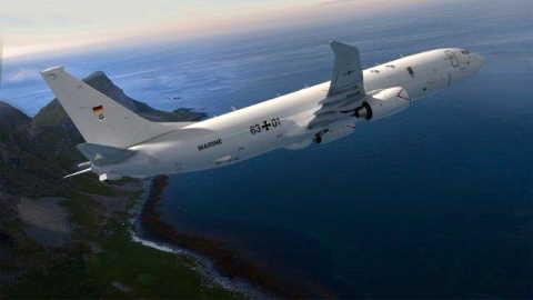 aerei da pattugliamento marittimo