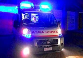 ambulanza pestato