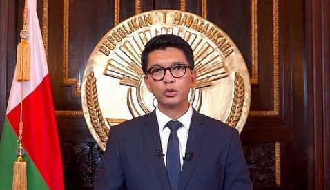 Madagascar Andry Rajoelina