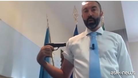 barillari vaccino Covid come roulette russa