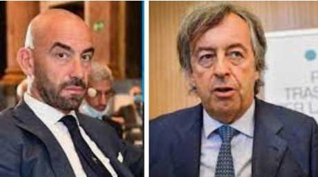 Bassetti difende Burioni