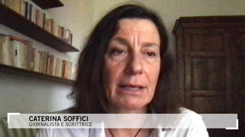 Caterina Soffici i no vax