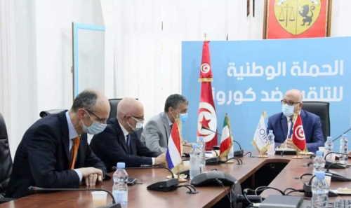 Italia dona macchinari e attrezzature mediche alla Tunisia