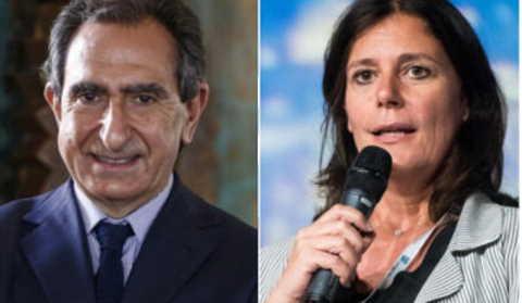 Marinella Soldi e Carlo Fuortes
