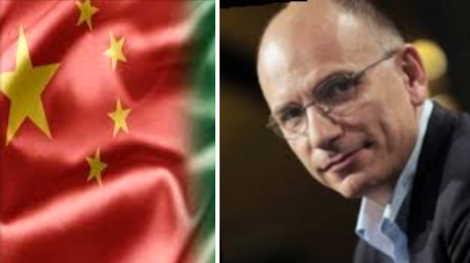 Enrico Letta gli affari del lobbista Pd in Cina
