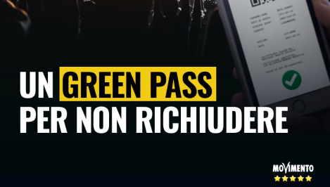 un green pass per non richiudere