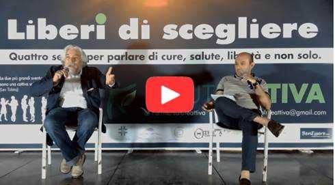 Della Salute e della Libertà Alessandro Meluzzi