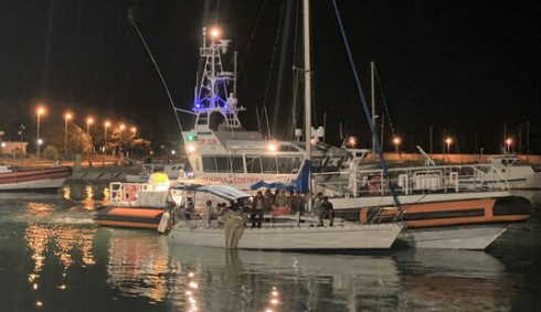 migranti sbarcano nella Locride
