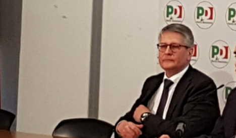 arrestato segretario provinciale del Pd, Claudio Moscardelli