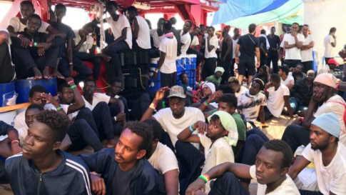 UE ricollocamenti volontari dei migranti