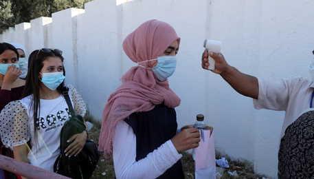 allarme Oms per la Tunisia