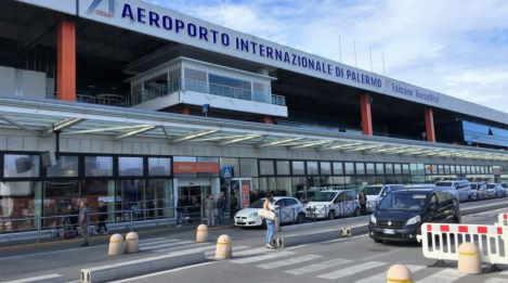 aeroporto Palermo: tamponi solo a chi ha il Green pass