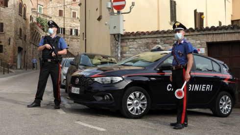 carabinieri iraniano arrestato
