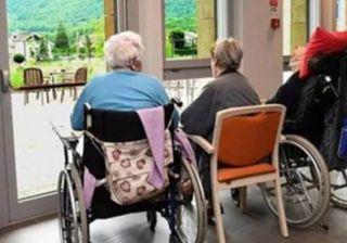 contagiati operatori vaccinati. 130 anziani in quarantena