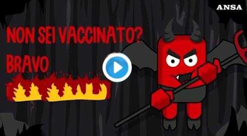 Spot pro vax dell'Arma dei Carabinieri