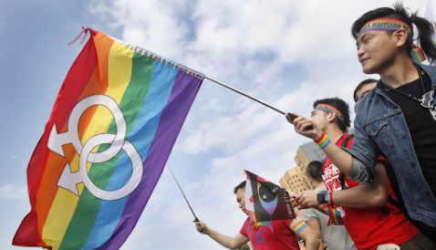 Cina lista degli studenti gay