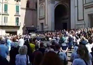 funerali del dr. De Donno