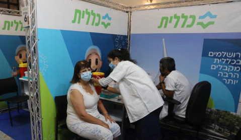 contagi in israele