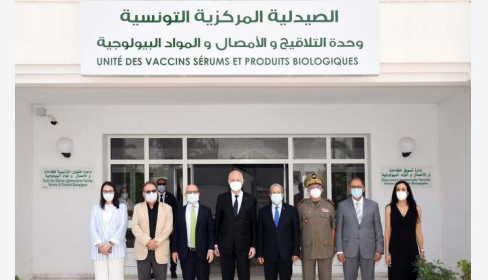 Vaccini Covid, Italia dona 1,5 milioni di dosi alla Tunisia
