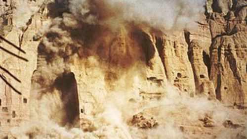 distruzione buddha di bamiyan