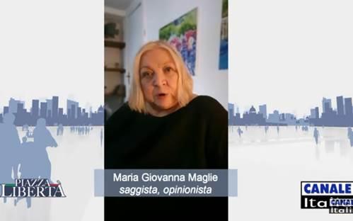 intervento di Maria Giovanna Maglie